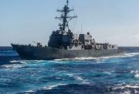 美国基德号驱逐舰确诊病例升至33例
