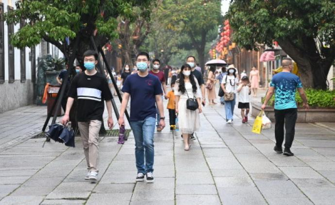 小长假游客达1.15亿人次:文旅业逐渐复苏 补偿消费初显