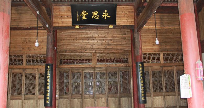 宁波马径村清代祠堂修缮完毕 这个古村曾走出不少名人
