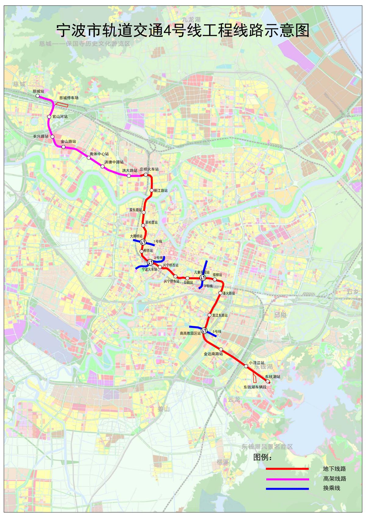 又近一步!地铁4号线地下段完成热滑试验 已具备调试条件
