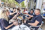 法国进入解禁第二阶段 餐馆酒吧重新开放