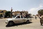 利比亚民族团结政府宣布收复首都的黎波里