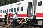 台铁7日连续发生两起事故 造成一人死亡