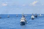 """韩在""""独岛""""举行军事训练 对日喊话:显然是我国领土"""