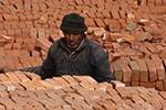 疫情下的尼泊尔红砖厂