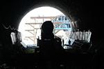 新建福厦铁路奎坑隧道贯通