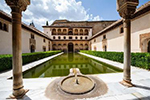 西班牙:阿尔罕布拉宫重开迎客