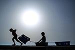 联合国报告:全球平均约每百人中有一人流离失所