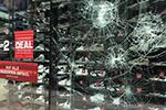 德发生暴力冲突:警方遭袭 40家店被砸