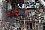 乌克兰首都一居民楼爆炸致2人死亡