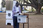 马拉维举行总统选举