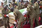 布隆迪为前总统恩库伦齐扎举行葬礼