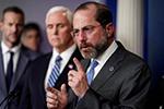 美国卫生部长警告:美国控制疫情的窗口正在关闭