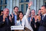 法国市镇选举:伊达尔戈连任巴黎市长