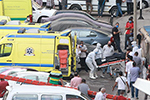 埃及一家私立医院发生火灾致7人死亡