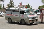 阿富汗南部赫尔曼德省一市场遭袭