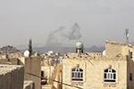 也门首都萨那多次遭战机空袭