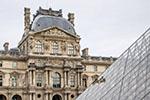 卢浮宫关闭三个多月后重开 11岁以上参观者须全程戴口罩
