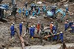 日本熊本县暴雨致49人死亡 九州122万人接疏散指示