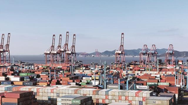 宁波跨境电商全链出击 海外仓乘风破浪向前行