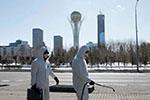 哈萨克斯坦暴发不明肺炎 当地专家称99.9%仍是冠状病毒