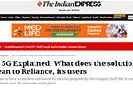 印度首富宣布研发出5G 网友:你家4G网速不如2G