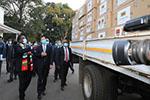 中国向津巴布韦捐赠检测试剂盒等抗疫物资