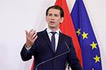 疫情反弹 奥地利重启强制佩戴口罩规定
