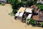印度比哈尔邦洪灾造成至少10人死亡