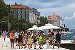 疫情下的克罗地亚旅游业
