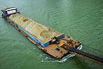 台媒称大陆运砂船澎湖外海翻覆9人落海 已致4死4失踪