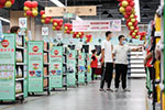 北京:扶贫超市开门迎客