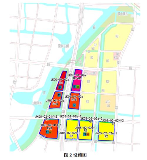 涉8个地块 奉化区儒江路以南地段规划有调整