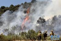 南加州山火
