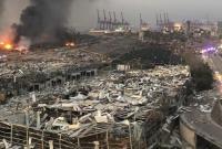 黎巴嫩首都发生巨大爆炸 至少73人死