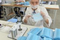 吉尔吉斯斯坦:疫情下的口罩生产