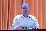 沈满洪任浙江农林大学党委书记 此前为宁波大学校长