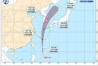 """台风""""蔷薇""""生成!东海东部海域阵风最大可达9级"""