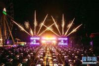 """疫情新常态下的新尝试――泰国举办""""嘟嘟车""""音乐会"""