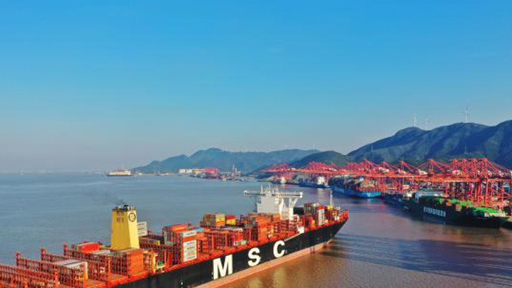 """宁波56家重点企业获颁外贸实力效益企业""""金字招牌"""""""