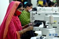 疫情下的孟加拉国制衣厂
