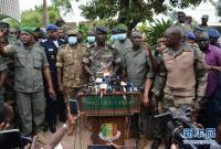马里哗变军人宣布成立权力过渡机构