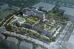 总占地3.7万�O 宁波市中西医结合医院工程规划方案来了