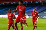 拜仁慕尼黑击败巴黎圣日耳曼 第六次夺得欧冠冠军