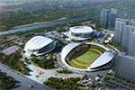 7000座的体育场、700座的游泳馆…宁波将多一个体育中心