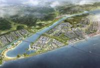 """梅山湾新城""""掀起盖头""""!近期开工重大项目25项 投资超百亿"""