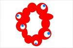 日本大阪世博会会徽公布 独特造型引发网友热议