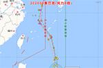今年第9号台风生成!个头大、强度强 或朝东海靠近