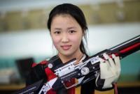 中国射击又一天才少女横空出世 她在宁波起步