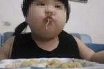 3岁女孩吃播被父母喂到70斤 谁来管管孩子监护人